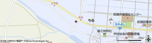 大分県国東市武蔵町古市861周辺の地図