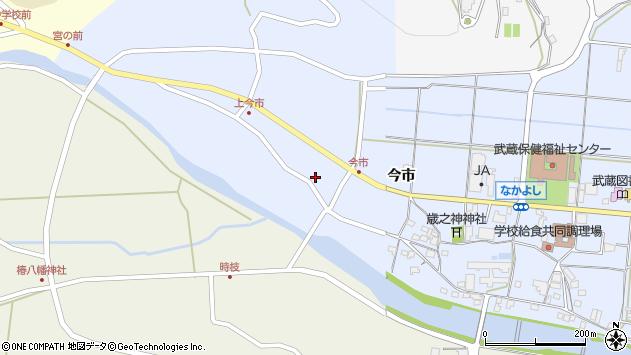 大分県国東市武蔵町古市856周辺の地図