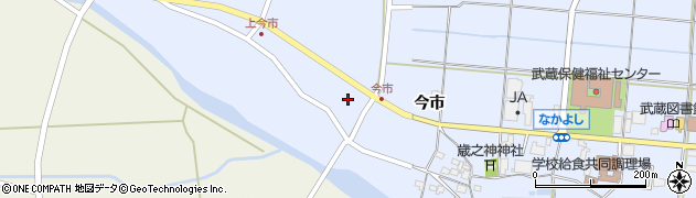 大分県国東市武蔵町古市858周辺の地図