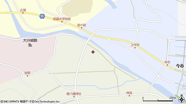 大分県国東市武蔵町三井寺114周辺の地図