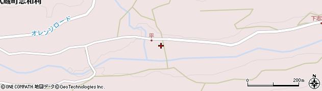 大分県国東市武蔵町志和利328周辺の地図