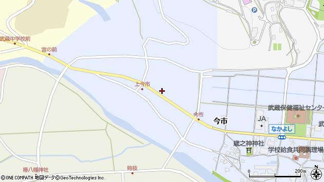 大分県国東市武蔵町古市2455周辺の地図