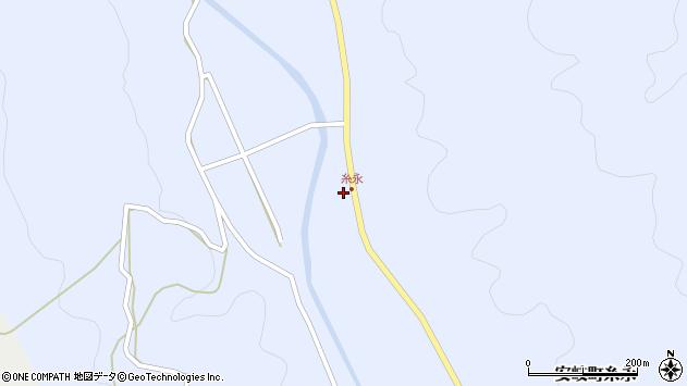 大分県国東市安岐町糸永1936周辺の地図