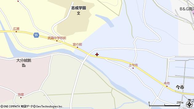 大分県国東市武蔵町古市944周辺の地図