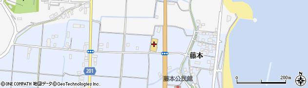 大分県国東市武蔵町古市342周辺の地図