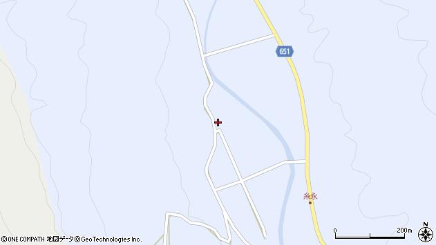 大分県国東市安岐町糸永2139周辺の地図