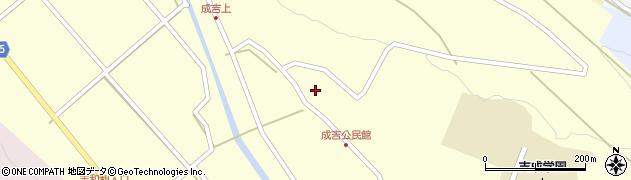 大分県国東市武蔵町成吉682周辺の地図