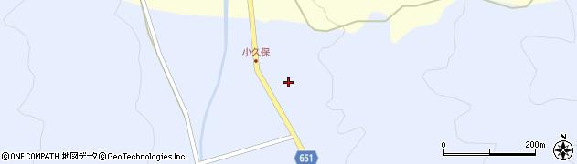 大分県国東市安岐町糸永2614周辺の地図