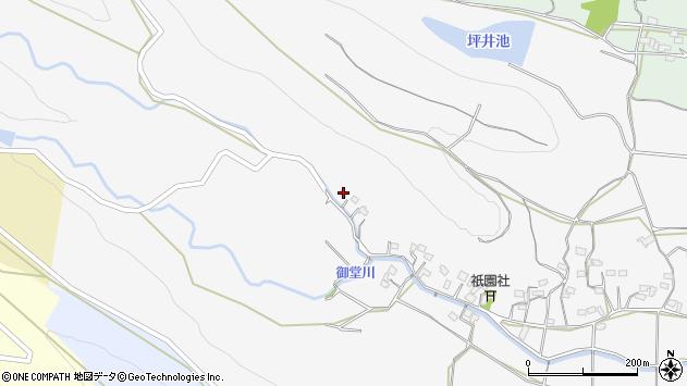 大分県国東市武蔵町内田1507周辺の地図