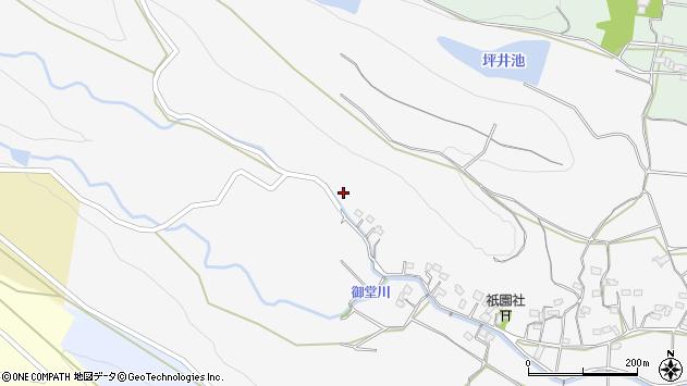 大分県国東市武蔵町内田1503周辺の地図