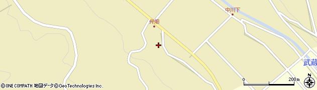 大分県国東市武蔵町手野1957周辺の地図