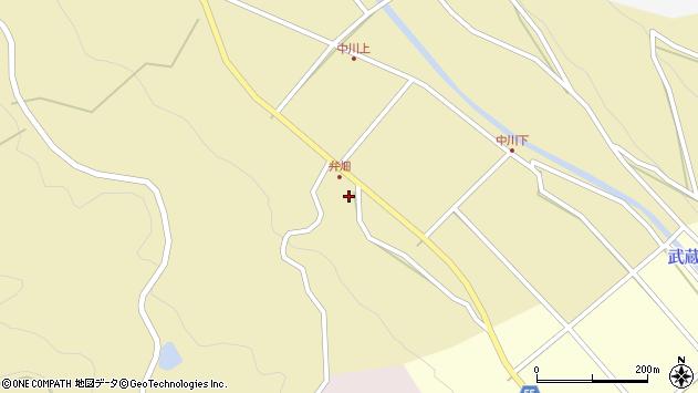 大分県国東市武蔵町手野1955周辺の地図
