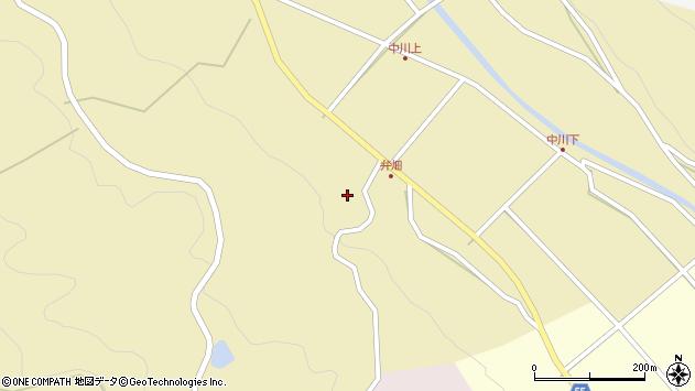 大分県国東市武蔵町手野1943周辺の地図