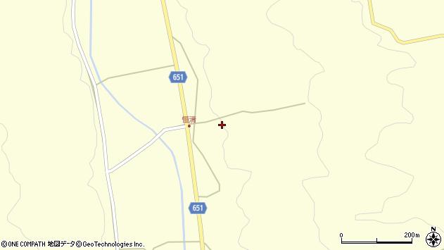 大分県国東市安岐町富清714周辺の地図