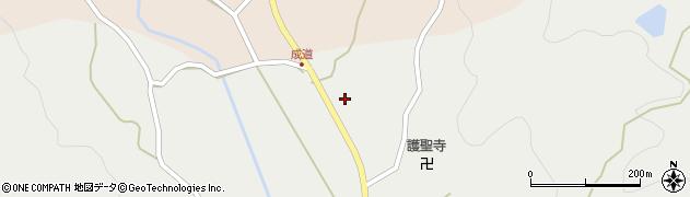 大分県国東市安岐町朝来718周辺の地図
