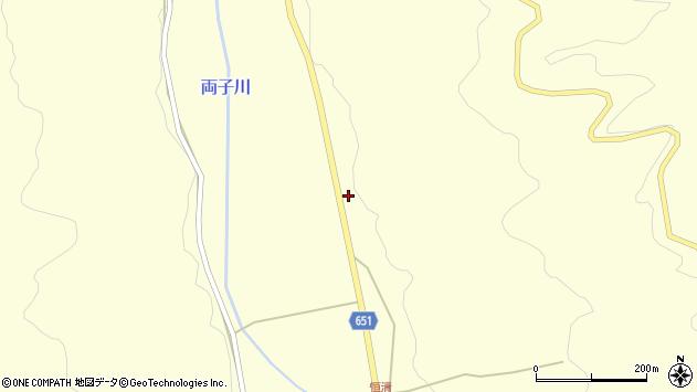 大分県国東市安岐町富清409周辺の地図