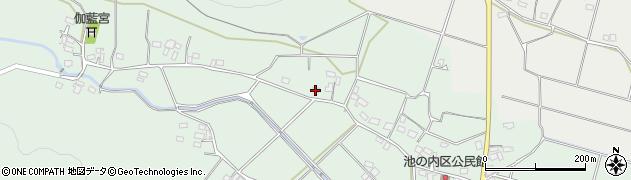大分県国東市武蔵町池ノ内329周辺の地図