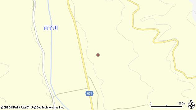 大分県国東市安岐町富清381周辺の地図