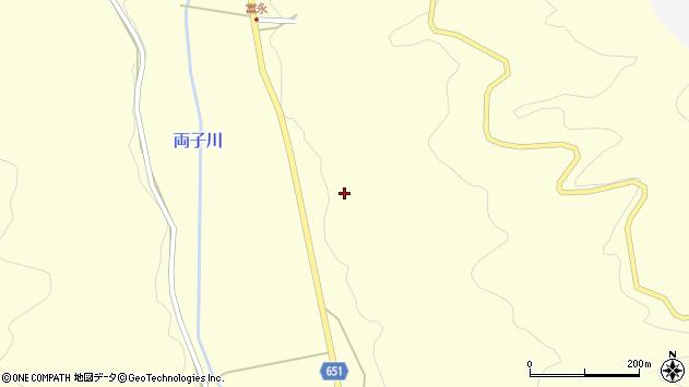 大分県国東市安岐町富清165周辺の地図