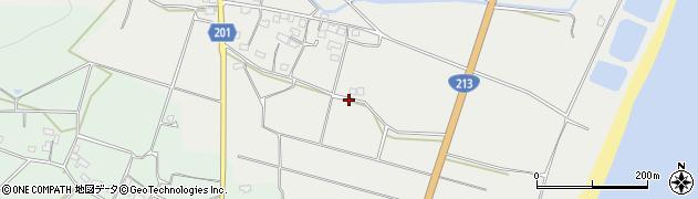 大分県国東市国東町重藤539周辺の地図