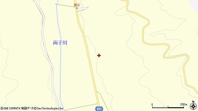 大分県国東市安岐町富清164周辺の地図