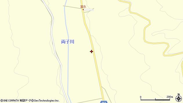 大分県国東市安岐町富清1235周辺の地図