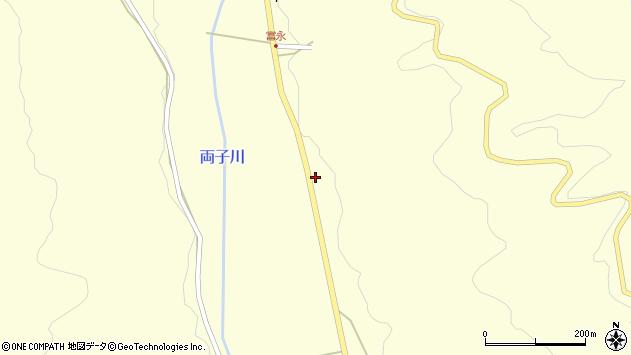 大分県国東市安岐町富清1380周辺の地図