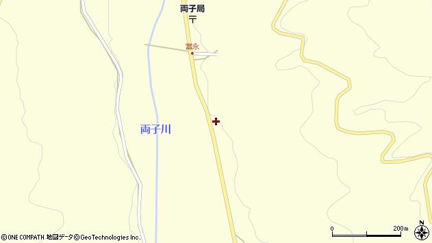 大分県国東市安岐町富清405周辺の地図
