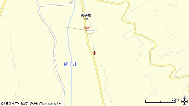 大分県国東市安岐町富清197周辺の地図