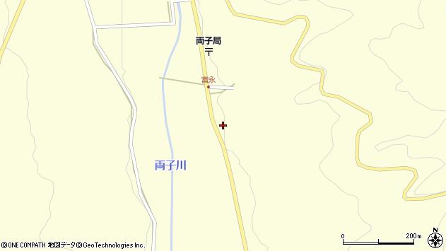 大分県国東市安岐町富清153周辺の地図