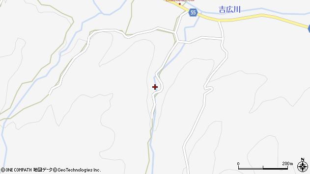 大分県国東市武蔵町吉広1222周辺の地図