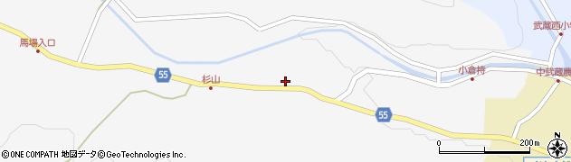 大分県国東市武蔵町吉広276周辺の地図