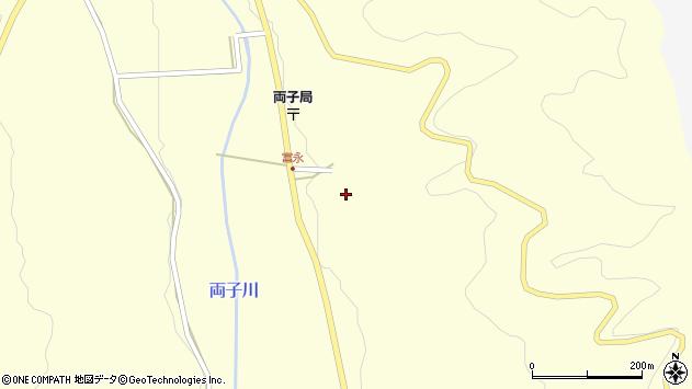 大分県国東市安岐町富清134周辺の地図