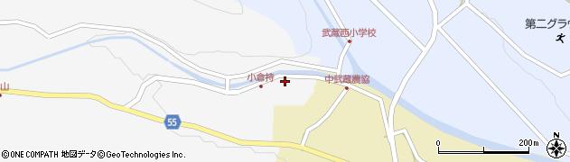 大分県国東市武蔵町吉広338周辺の地図