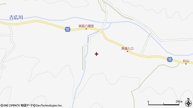 大分県国東市武蔵町吉広797周辺の地図