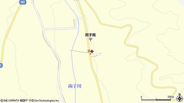 大分県国東市安岐町富清18周辺の地図