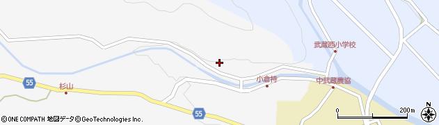 大分県国東市武蔵町吉広43周辺の地図
