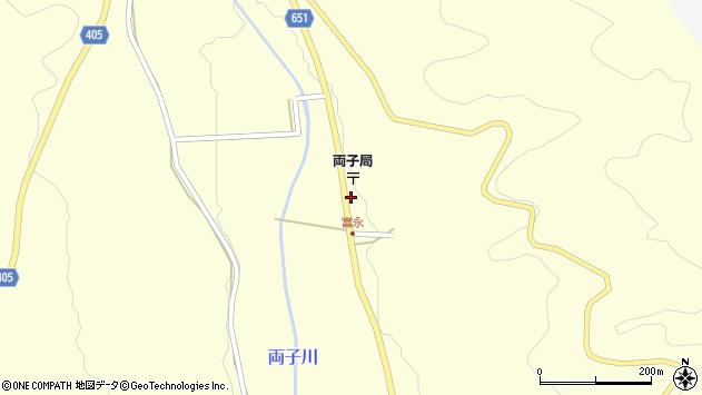 大分県国東市安岐町富清5周辺の地図