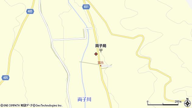 大分県国東市安岐町富清3周辺の地図