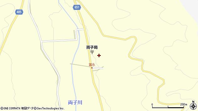 大分県国東市安岐町富清11周辺の地図