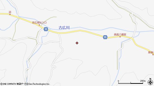 大分県国東市武蔵町吉広1100周辺の地図