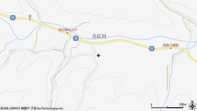 大分県国東市武蔵町吉広1106周辺の地図