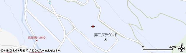 大分県国東市武蔵町麻田283周辺の地図