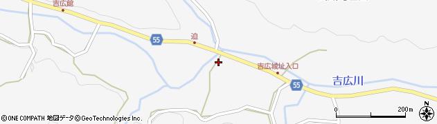 大分県国東市武蔵町吉広1409周辺の地図