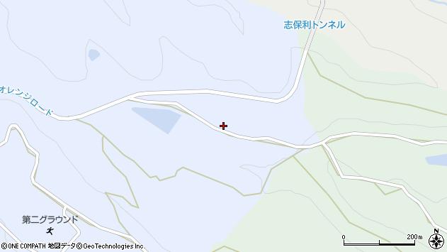 大分県国東市武蔵町麻田1103周辺の地図