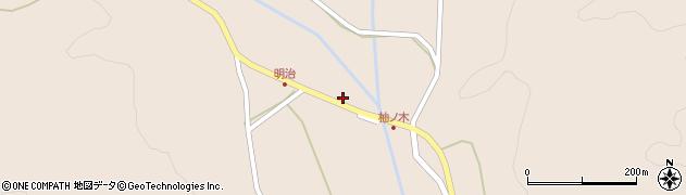 大分県国東市安岐町明治4794周辺の地図