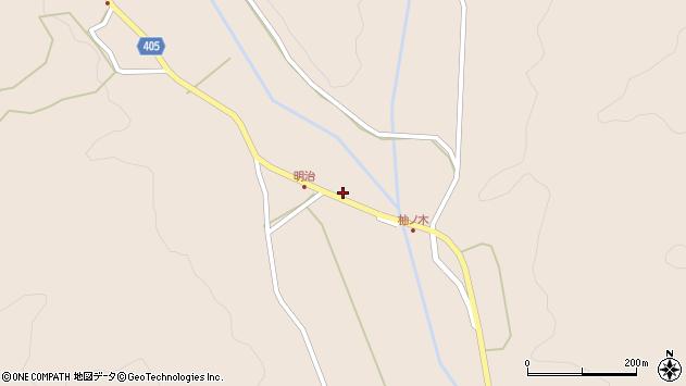 大分県国東市安岐町明治4786周辺の地図