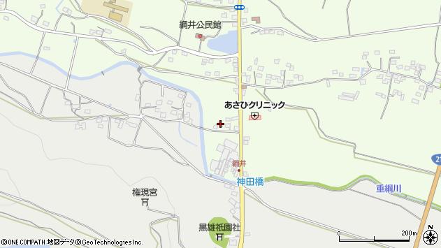 大分県国東市国東町綱井425周辺の地図