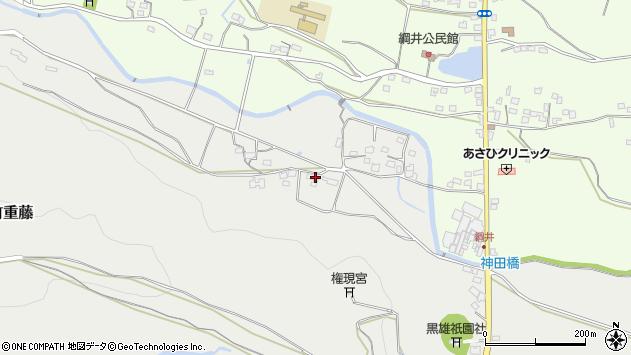 大分県国東市国東町重藤1088周辺の地図