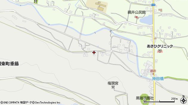 大分県国東市国東町重藤1091周辺の地図